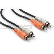 Hosa CRA-206 Dual RCA Interconnect 6m