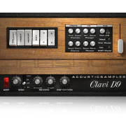 Acousticsamples Clavi D9 Clavinet Library