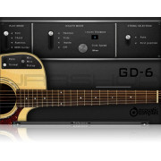 Acousticsamples GD-6 Acoustic Guitar Library