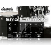 Acousticsamples SmallDrumKits Library