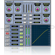 Sonnox Oxford Dynamics Plugin HD