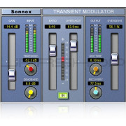 Sonnox Sony Oxford Transient Modulator TDM - Download License