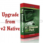 McDSP Upgrade Emerald Pack Native v2 to v6