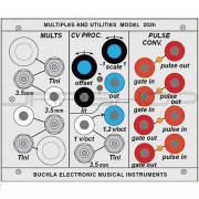 Buchla 202h Utilities Module