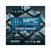 Akai 2 Step Garage MPC Expansion Pack