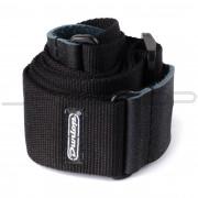 Dunlop Strap D21-01BK STRAP COTTON BLACK-EA