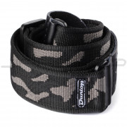 Dunlop Strap D38-10GY STRAP CAMMO GRAY-EA