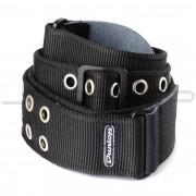 Dunlop Strap D38-19BK STRAP GROMMET BLCK-EA