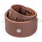 Dunlop Strap BMF13BR STRAP 2.5 IN BELT LEATHER BROWN-EA
