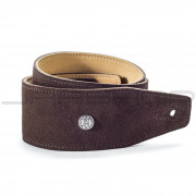 Dunlop Strap BMF-S02 STRAP SUEDE MAHOGNY-EA