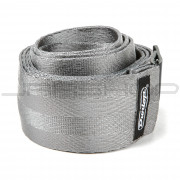 Dunlop Strap DST70-01GY DELUXE SEATBELT STRAP GREY-EA