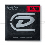 Dunlop Electric Guitar Heavy Core String Set DHCN1060-6 HEAVY CORE 10/60-6/SET