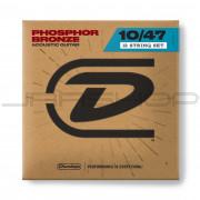 Dunlop Acoustic Phosphor Bronze Strings DAP1047J AG-PHB 10/47-12/SET