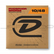 Dunlop Acoustic Phosphor Bronze String Set DAP1048 AG-PHB 10/48-6/SET