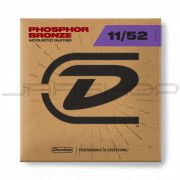 Dunlop Acoustic Phosphor Bronze String Set DAP1152 AG-PHB 11/52-6/SET