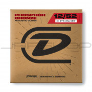 Dunlop Acoustic Phosphor Bronze String Set DAP1252J AG-PHB 12/52-12/SET