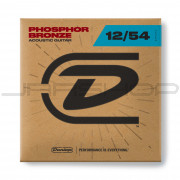 Dunlop Acoustic Phosphor Bronze String Set DAP1254 AG-PHB 12/54-6/SET