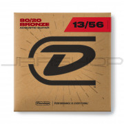 Dunlop Acoustic 80/20 Bronze String Set DAB1356 AG-BRS 13/56-6/SET