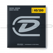 Dunlop Bass Stainless Steel String Set DBS40100 BASS-SS 40/100-4/SET