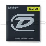 Dunlop Bass Stainless Steel String Set DBS60120 BASS-SS 60/120-4/SET