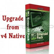 McDSP Upgrade Emerald Pack Native v4 to v6