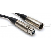 Hosa Balanced XLR-103 XLR Male to Female 3 ft.