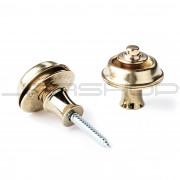 Dunlop Strap Lock SLS1102BR STRPLK ORIGINAL-SET