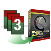 McDSP Upgrade Any 3 Native plug-ins to Everything Pack Native v6.4