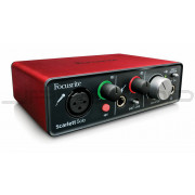 Focusrite Scarlett Solo - Open Box