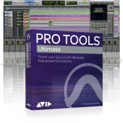 Avid Pro Tools Ultimate with 1 Year Updates and Support 9938-30007-00