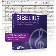 Avid Sibelius Perpetual Notation Software