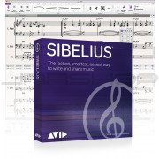 Avid Sibelius Ultimate 1 yr Subscription Educational 9938-30011-60
