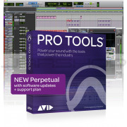 Avid Digidesign Pro Tools Perpetual Educational with 1 Year Updates and Support 9938-30001-20