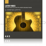 AAS Applied Acoustics Systems Latin Vibes for Strum GS-2