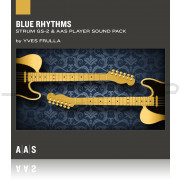 AAS Applied Acoustics Systems Blue Rhythms Sound Pack for Strum GS-2