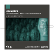 AAS Applied Acoustics Systems Humanized Sound Pack for Chromaphone