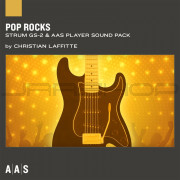 AAS Applied Acoustics Systems Pop Rocks for Strum GS-2