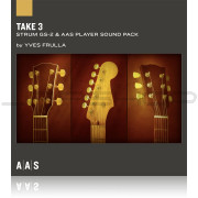 AAS Applied Acoustics Systems Take 3 Sound Pack for Strum GS-2