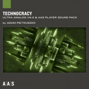 AAS Applied Acoustics Systems Technocracy Sound Bank for Ultra Analog VA-2