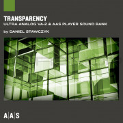 AAS Applied Acoustics Systems Transparency Sound Bank for Ultra Analog VA-2