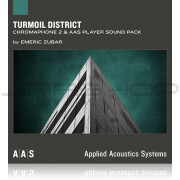AAS Applied Acoustics Systems Turmoil District Sound Pack for Chromaphone