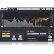 Acon Digital DeFilter Correction Filter Plugin