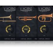 Acousticsamples VHorns Brass Section