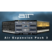 Air Music Tech Air Expansion Pack 3: Velvet | Hybrid | Mini Grand