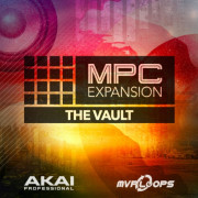 Akai The Vault MPC Expansion Pack