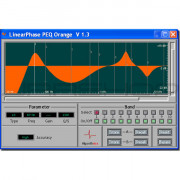 Algorithmix LinearPhase PEQ Orange