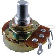 Alpha 250K Log/Audio Taper Potentiometer