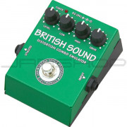 AMT Electronics British Sound Distortion Pedal