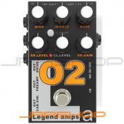 AMT Electronics Legend Amp Series II O2 Orange