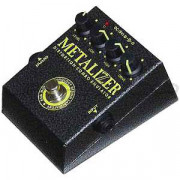 AMT Electronics Metalizer Distortion Combo Emulator Pedal
